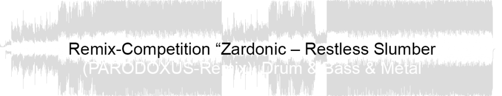 PARODOXUS - Zardonic